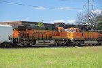 BNSF 6654 sits on this MADGAL freight.