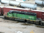 BNSF 6913