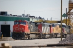 CN 2644, 5550, UP 4024 & SP 319 (unpatched)