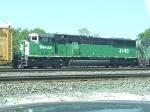 BNSF 8148