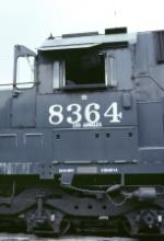 SP 8364 cabside...