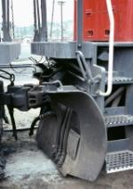 SP 8364 front pilot detail
