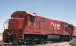 Eagle Mountain Mine RR 1033