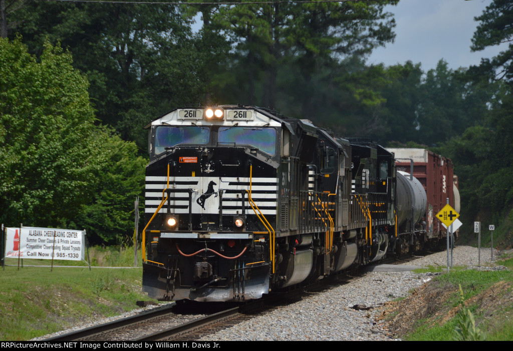 NS'S Alabama Division 3B North District R Line