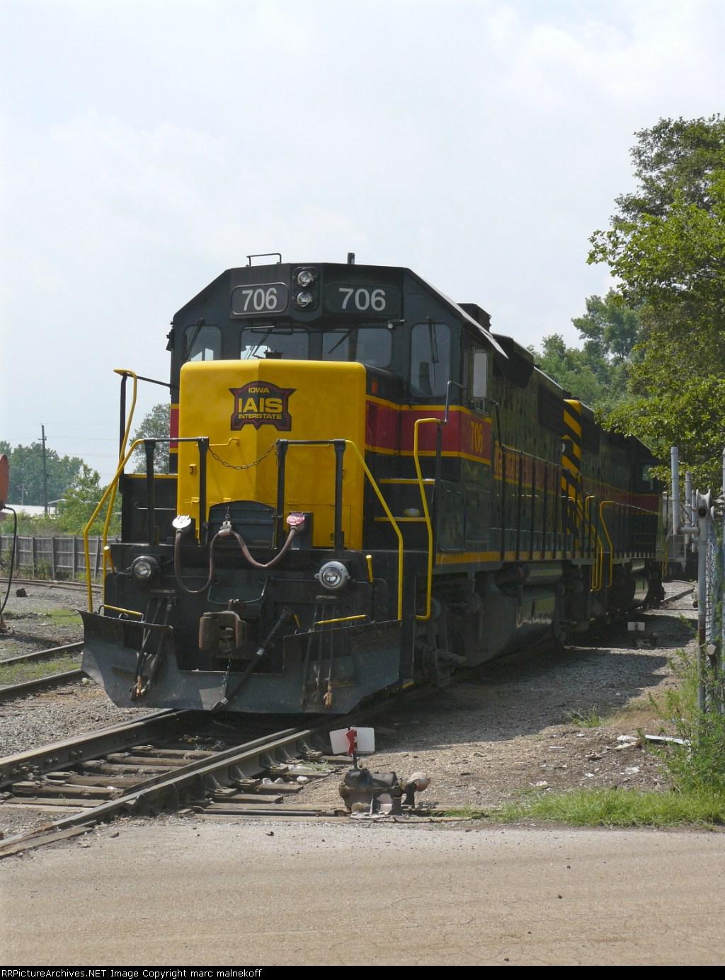 IAIS 706