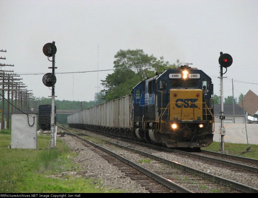 D006-03 splits the Ivanrest signals