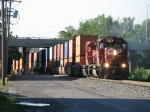 CP 5735 & 6045 throttle up with X500-09