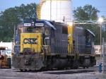 CSX 2463 & 1557