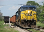 CSX 647 leads D007-19 westward