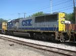CSX 8711