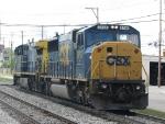 CSX 8755 & 21