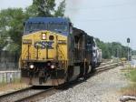 Q326-27 accelerates eastward off of Track 2