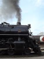 MILW 261's smoke plume
