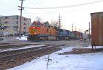 Nice BNSF/Conrail/BN lashup