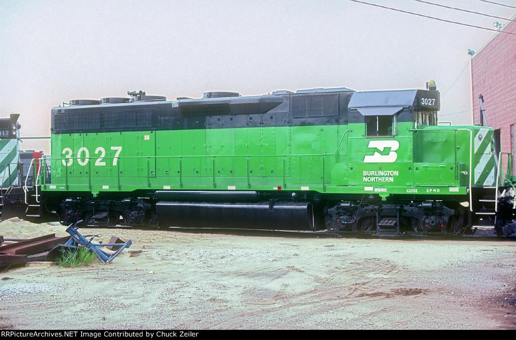 BN GP40 3027