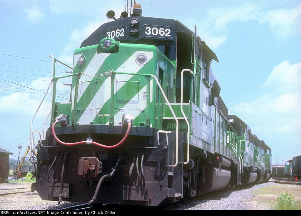 BN GP40-2 3062