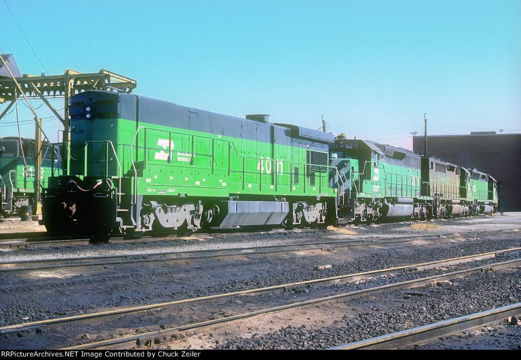 BN B30-7AB 4011
