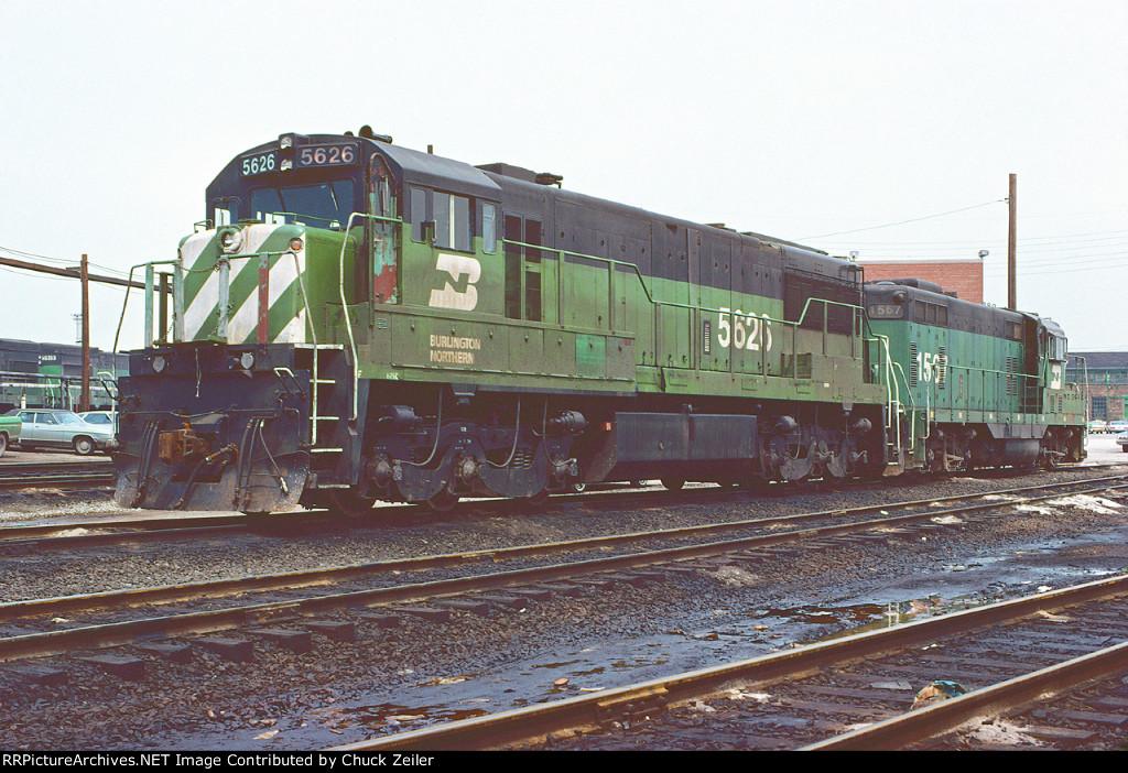 BN U25C 5626