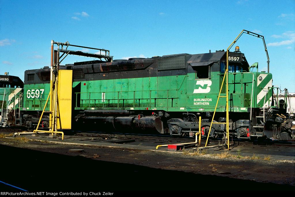 BN SDP45 6597
