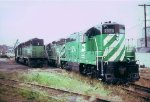 BN GP7 1564