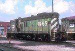 BN GP9 1965