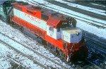 BN GP38AC 2135