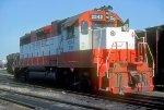 BN GP38-2 2342