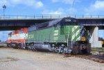 BN GP40 3009