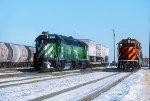 BN GP40-2 3055