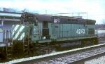 BN (AM) C424 4240