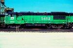 BN U28B 5452