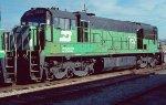 BN U25C 5625