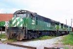 BN U25C 5638