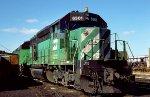 BN SD40 6301