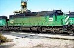 BN SDP40 6396
