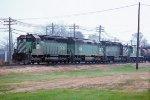 BN SD45 6420