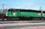 BN SDP45 6594
