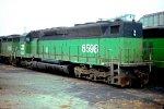 BN SDP45 6598