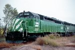 BN SDP45 6599