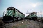 BN SD40-2 7104