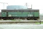 BN F9B 781