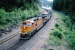 BNSF 4354 East