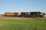 Union Pacific 6504 & Norfolk Southern 9366