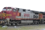 BNSF 761