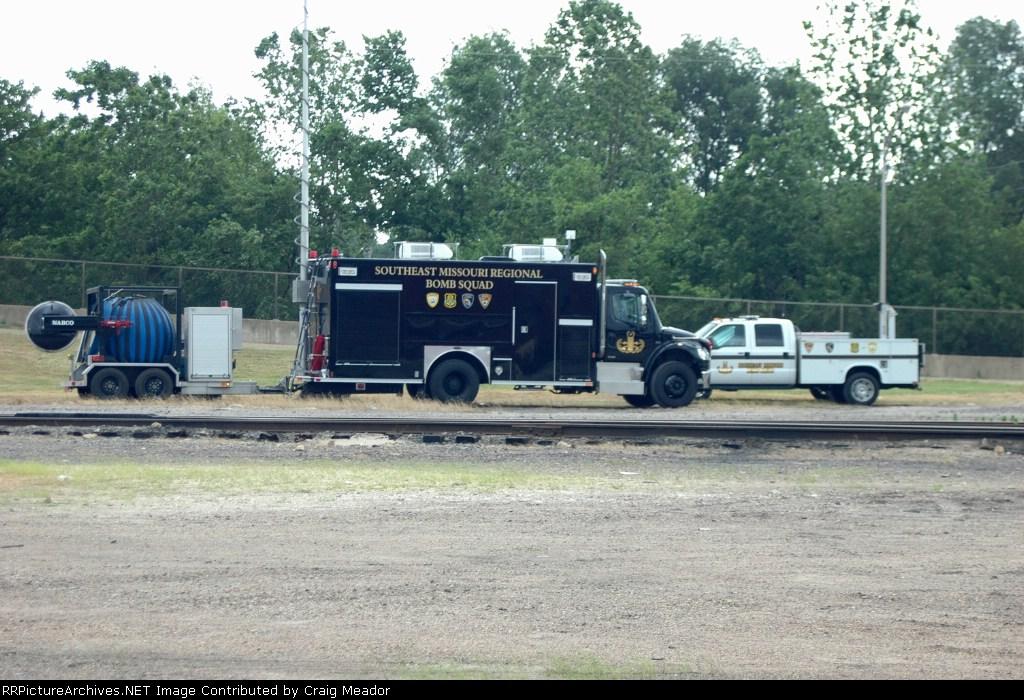 Southeast Missouri Regional Bomb Squad