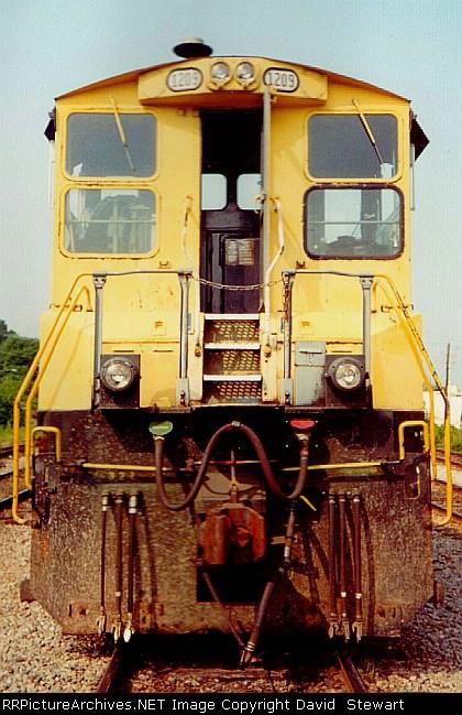 CSX MP15T 1209