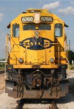 BNSF SD40-2 6766