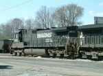 NS 8830 in the Virginian Yard