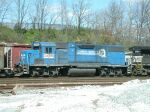 NS 5286 came in on a coal train
