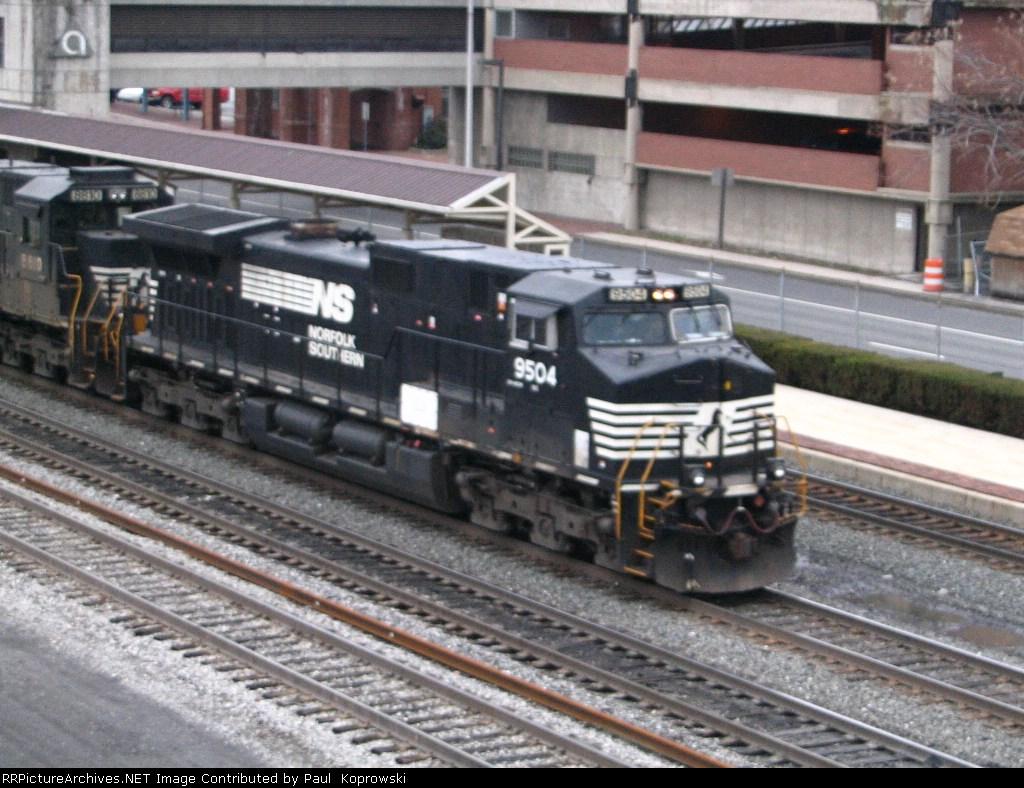 NS 9504